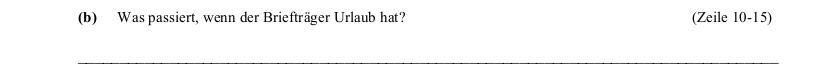 2005 LC Higher Reading Comprehension Q1b