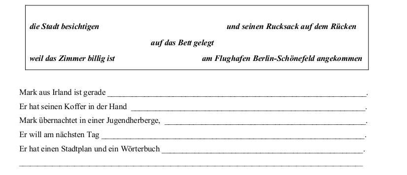 2013 LC Ordinary German Schriftliche Produktion